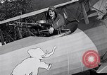 Image of Captain Paul Daum France, 1918, second 40 stock footage video 65675040827