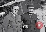Image of Captain Paul Daum France, 1918, second 59 stock footage video 65675040827