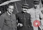Image of Captain Paul Daum France, 1918, second 60 stock footage video 65675040827
