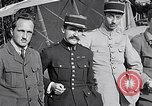 Image of Captain Paul Daum France, 1918, second 61 stock footage video 65675040827