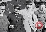 Image of Captain Paul Daum France, 1918, second 62 stock footage video 65675040827