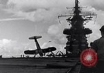 Image of Accidents on USS Bunker Hill during World War II Pacific Theater, 1943, second 8 stock footage video 65675040835