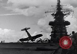 Image of Accidents on USS Bunker Hill during World War II Pacific Theater, 1943, second 12 stock footage video 65675040835