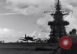 Image of Accidents on USS Bunker Hill during World War II Pacific Theater, 1943, second 17 stock footage video 65675040835
