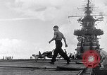 Image of Accidents on USS Bunker Hill during World War II Pacific Theater, 1943, second 25 stock footage video 65675040835