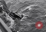 Image of Accidents on USS Bunker Hill during World War II Pacific Theater, 1943, second 31 stock footage video 65675040835