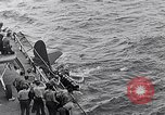 Image of Accidents on USS Bunker Hill during World War II Pacific Theater, 1943, second 33 stock footage video 65675040835