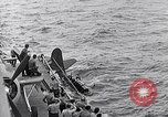 Image of Accidents on USS Bunker Hill during World War II Pacific Theater, 1943, second 34 stock footage video 65675040835