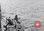 Image of Accidents on USS Bunker Hill during World War II Pacific Theater, 1943, second 35 stock footage video 65675040835