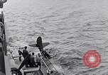 Image of Accidents on USS Bunker Hill during World War II Pacific Theater, 1943, second 36 stock footage video 65675040835