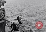 Image of Accidents on USS Bunker Hill during World War II Pacific Theater, 1943, second 37 stock footage video 65675040835