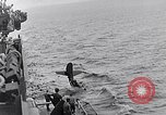 Image of Accidents on USS Bunker Hill during World War II Pacific Theater, 1943, second 38 stock footage video 65675040835