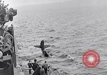 Image of Accidents on USS Bunker Hill during World War II Pacific Theater, 1943, second 39 stock footage video 65675040835