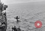 Image of Accidents on USS Bunker Hill during World War II Pacific Theater, 1943, second 41 stock footage video 65675040835