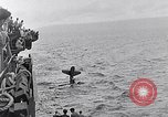 Image of Accidents on USS Bunker Hill during World War II Pacific Theater, 1943, second 43 stock footage video 65675040835