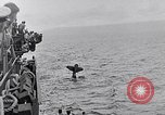 Image of Accidents on USS Bunker Hill during World War II Pacific Theater, 1943, second 45 stock footage video 65675040835