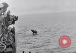 Image of Accidents on USS Bunker Hill during World War II Pacific Theater, 1943, second 48 stock footage video 65675040835