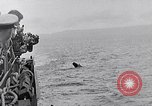 Image of Accidents on USS Bunker Hill during World War II Pacific Theater, 1943, second 51 stock footage video 65675040835