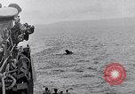 Image of Accidents on USS Bunker Hill during World War II Pacific Theater, 1943, second 52 stock footage video 65675040835