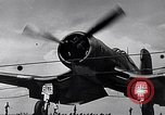 Image of F4U Corsair Pacific Theater, 1943, second 14 stock footage video 65675040836