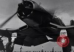 Image of F4U Corsair Pacific Theater, 1943, second 15 stock footage video 65675040836