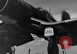 Image of F4U Corsair Pacific Theater, 1943, second 16 stock footage video 65675040836