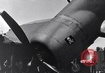 Image of F4U Corsair Pacific Theater, 1943, second 38 stock footage video 65675040836