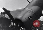 Image of F4U Corsair Pacific Theater, 1943, second 40 stock footage video 65675040836