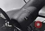 Image of F4U Corsair Pacific Theater, 1943, second 41 stock footage video 65675040836
