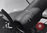 Image of F4U Corsair Pacific Theater, 1943, second 42 stock footage video 65675040836
