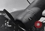 Image of F4U Corsair Pacific Theater, 1943, second 43 stock footage video 65675040836
