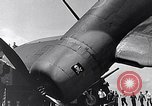 Image of F4U Corsair Pacific Theater, 1943, second 46 stock footage video 65675040836