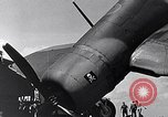 Image of F4U Corsair Pacific Theater, 1943, second 49 stock footage video 65675040836