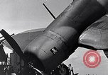 Image of F4U Corsair Pacific Theater, 1943, second 51 stock footage video 65675040836