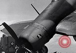 Image of F4U Corsair Pacific Theater, 1943, second 53 stock footage video 65675040836
