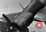 Image of F4U Corsair Pacific Theater, 1943, second 54 stock footage video 65675040836