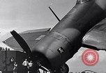 Image of F4U Corsair Pacific Theater, 1943, second 55 stock footage video 65675040836