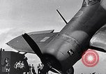 Image of F4U Corsair Pacific Theater, 1943, second 58 stock footage video 65675040836
