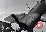 Image of F4U Corsair Pacific Theater, 1943, second 59 stock footage video 65675040836