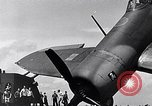 Image of F4U Corsair Pacific Theater, 1943, second 60 stock footage video 65675040836
