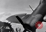 Image of F4U Corsair Pacific Theater, 1943, second 61 stock footage video 65675040836