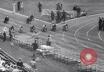 Image of track meet New York United States USA, 1942, second 7 stock footage video 65675040841