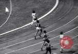 Image of track meet New York United States USA, 1942, second 22 stock footage video 65675040841