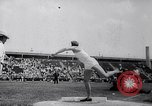 Image of track meet New York United States USA, 1942, second 27 stock footage video 65675040841