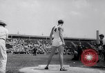 Image of track meet New York United States USA, 1942, second 32 stock footage video 65675040841