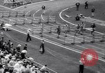 Image of track meet New York United States USA, 1942, second 41 stock footage video 65675040841