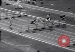Image of track meet New York United States USA, 1942, second 44 stock footage video 65675040841