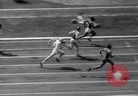 Image of track meet New York United States USA, 1942, second 50 stock footage video 65675040841