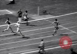 Image of track meet New York United States USA, 1942, second 52 stock footage video 65675040841