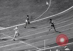 Image of track meet New York United States USA, 1942, second 53 stock footage video 65675040841